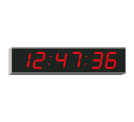 Wireless Clocks Plastic And Metal Commercial Wall Clocks