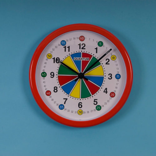 Teaching Wall Clock Quantum 2150