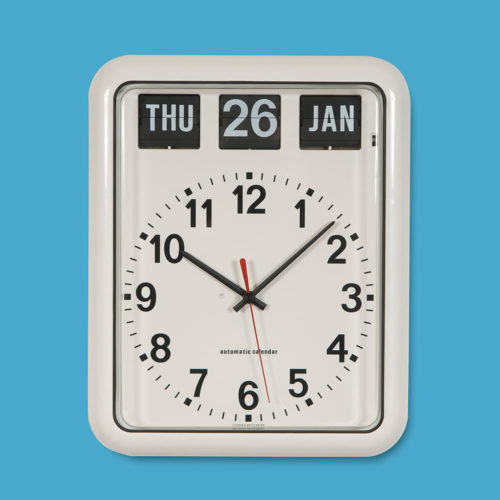 Perpetual Calendar Clock 2260