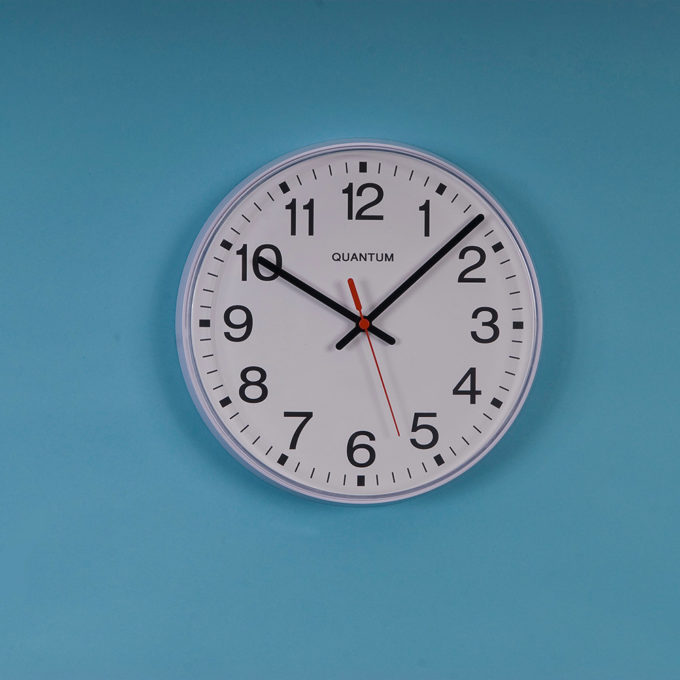 Office/Classroom-sized Wall Clock 2500