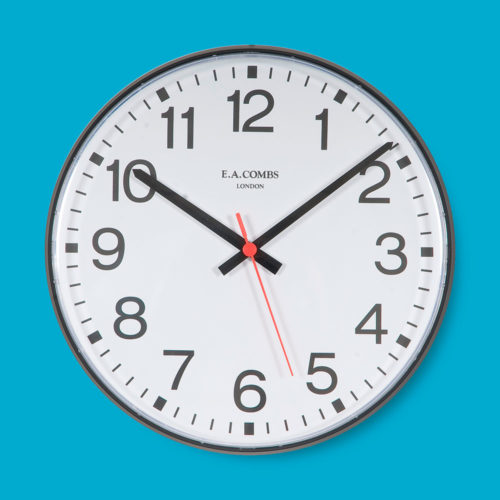 Office/Classroom-sized Wall Clock 6012