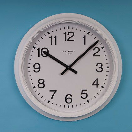 Extra-large Wall Clock Quantum 6015