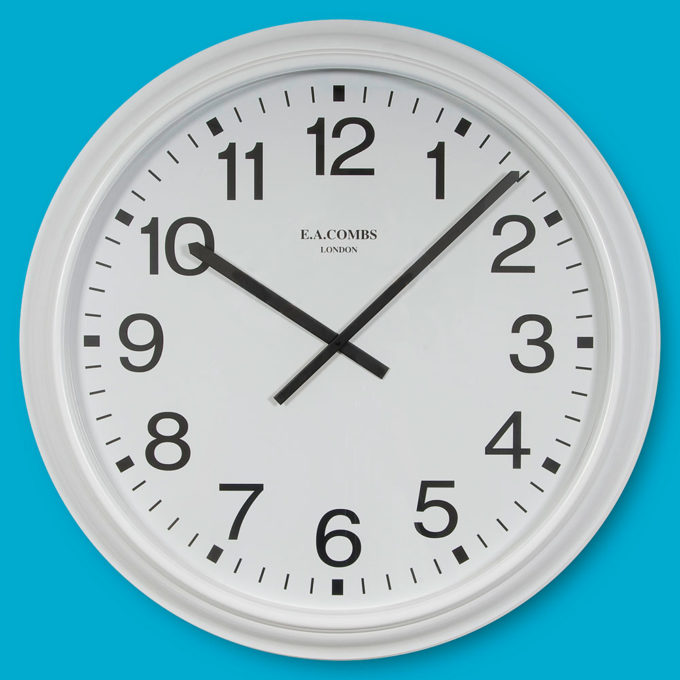 Extra-large Wall Clock 6041