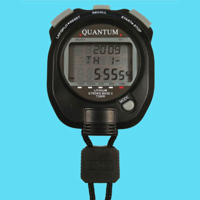 Multi-function Stopwatch Model 7386