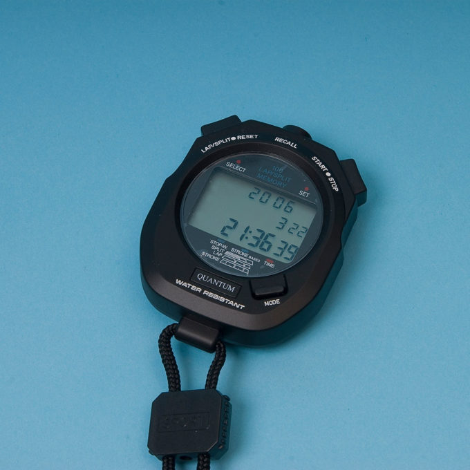 Multi-function Stopwatch Model 898M
