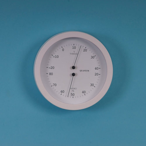 Wall Thermometer/Hygrometer 9400