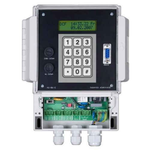 Digital Led Clock Displaying Hours Amp Minutes 4200e Ea
